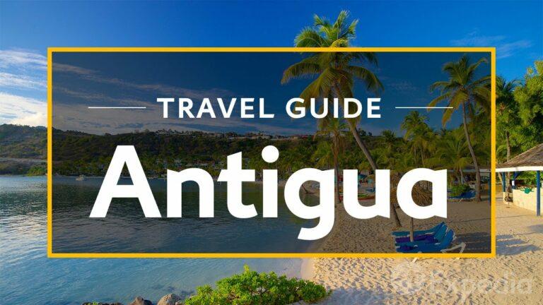 Antigua Vacation Travel Guide   Expedia