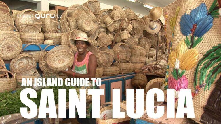St Lucia Island Guide – travelguru.tv