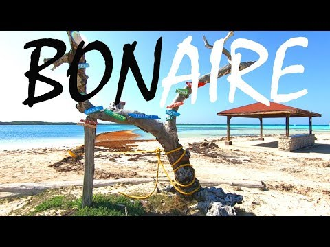 This Is The Netherlands?! Beautiful Bonaire Island