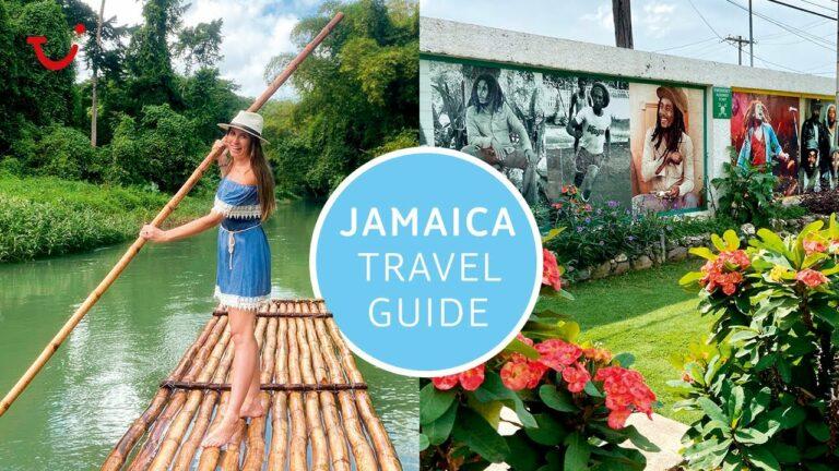 Jamaica Travel Guide with Becky Sheeran   TUI