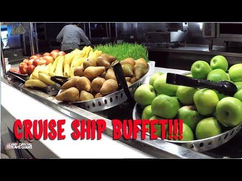 Royal Caribbean Buffet Breakfast – Anthem of the Seas Windjammer Cafe