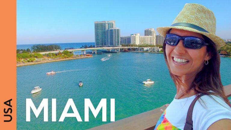 MIAMI, FLORIDA travel guide: What to do & Where to go