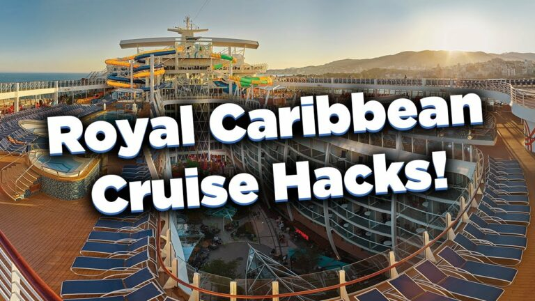 My favorite Royal Caribbean cruise hacks