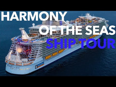 Harmony of the Seas – Full Tour – (Updated 2019) Royal Caribbean Cruise Lines