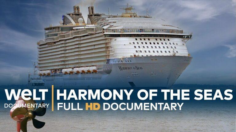 CRUISE SHIP Harmony Of The Seas – Leisure fun on the high seas | Full Documentary