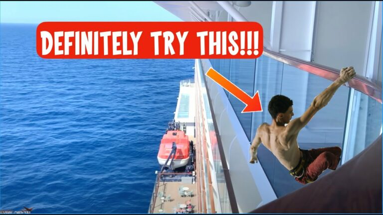The WORST Cruise Advice for First Timers – Sunday Sofatime
