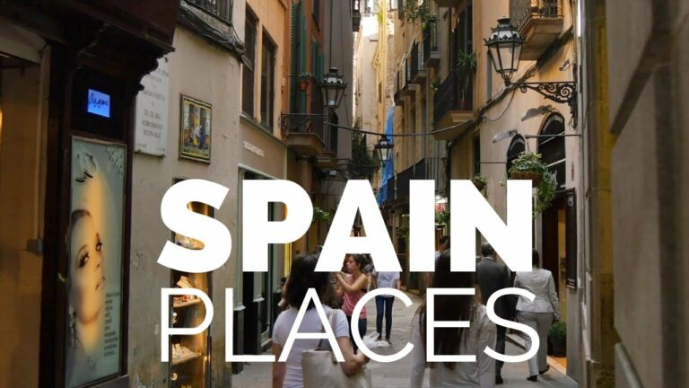 10 Best Places to Visit in Spain – Travel Video
