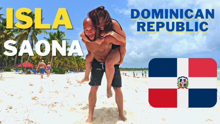 Isla Saona The CARIBBEAN PARADISE! Isla Saona Dominican Republic Full Guide