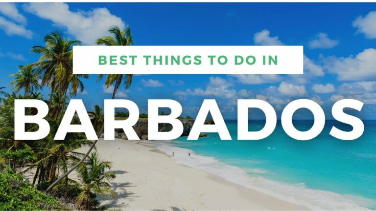7 Best Things To Do In Barbados | Full Barbados Travel Guide