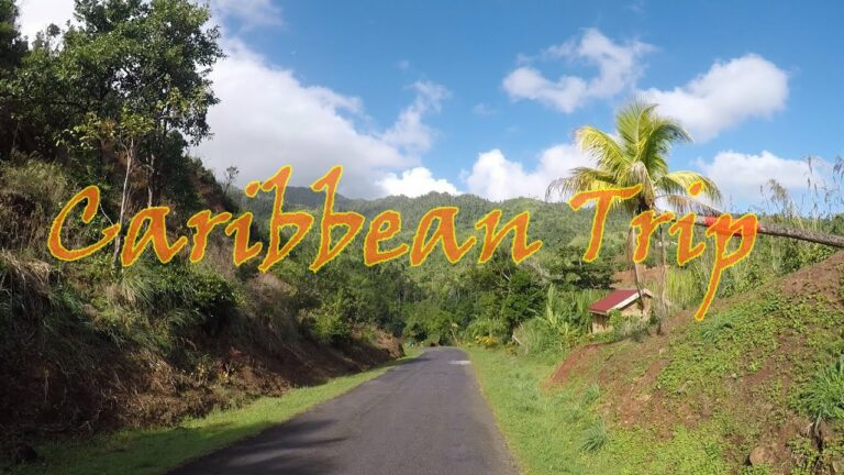 Caribbean Trip #2 (Dominica island)