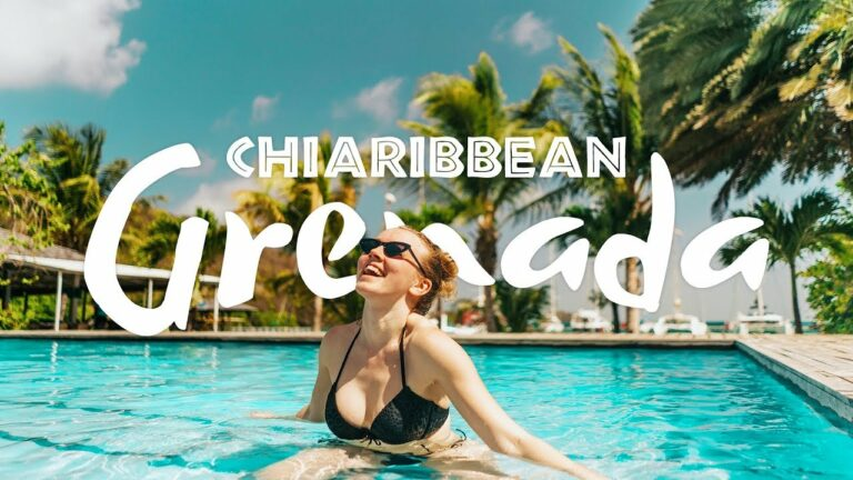 CHIARIBBEAN | My Tropical Adventure In The Caribbean Islands Begins